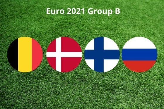 Euro 2021 Group B