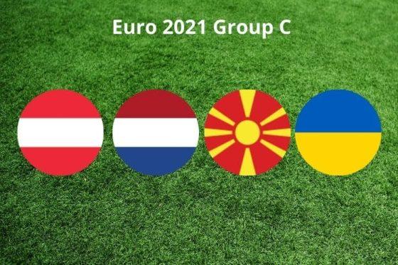 Euro 2021 Group C