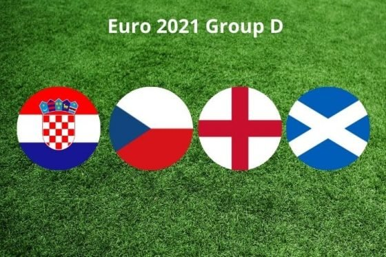 Euro 2021 Group D