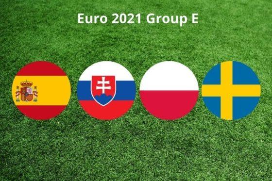 Pronostici Gruppo E Europei 2021
