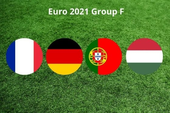 Euro 2021 Group F