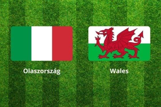 Olaszország – Wales tippek