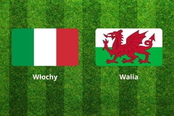 Włochy - Walia typy