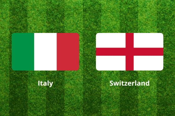 Italien vs Schweiz Wett Tipp