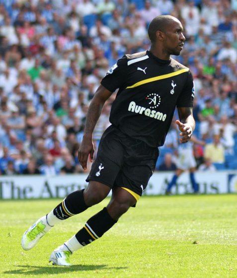 Maximos goleadores de la Premier League: Jermain Defoe