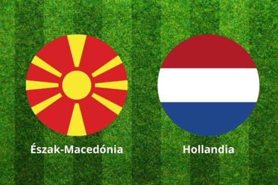 Észak-Macedónia – Hollandia tippek