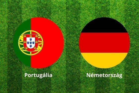 Portugália – Németország tippek