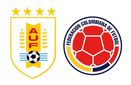 Pronostic Uruguay - Colombie