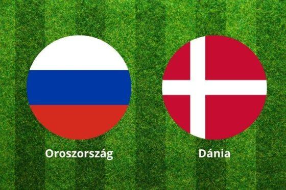 Oroszország – Dánia tippek