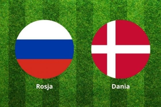 Rosja - Dania typy