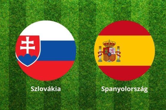 Szlovákia – Spanyolország tippek