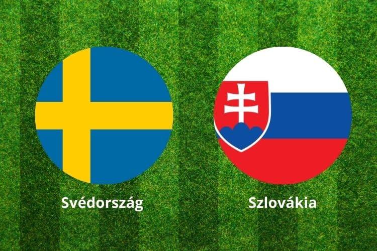 Svédország – Szlovákia tippek