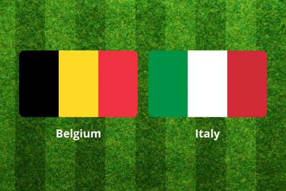 Pronostico Belgio - Italia