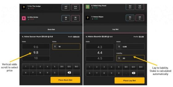 Betfair App Review: Top three features