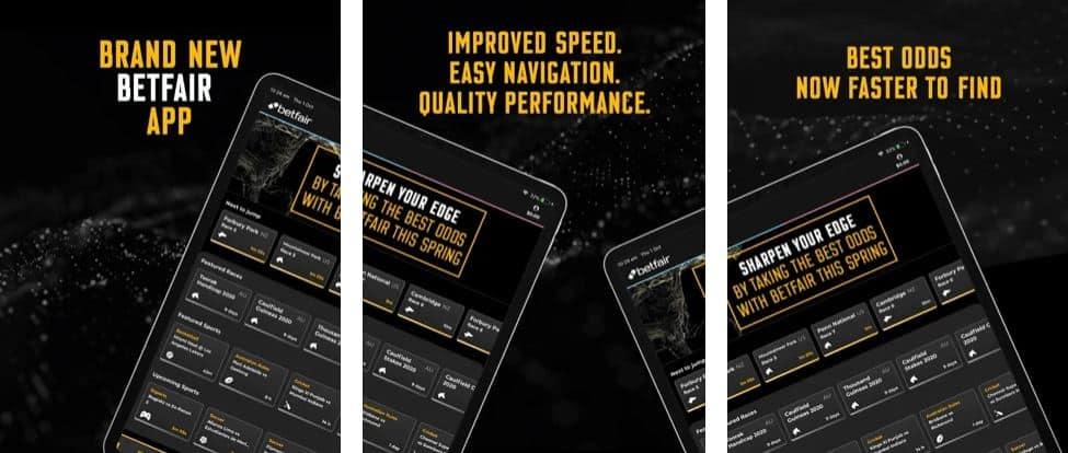 Betfair App Review