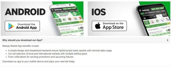 Betway App Review