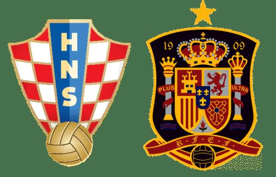 Pronostic Croatie - Espagne