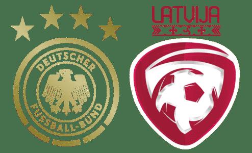 germany vs latvia prediction