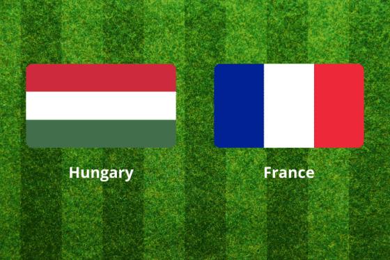Magyarország – Franciaország
