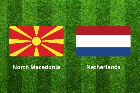 Nordmakedonien - Nederländerna Speltips