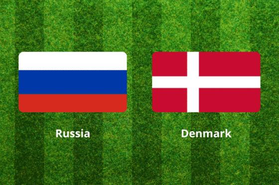 Ryssland vs Danmark Speltips