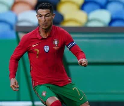 Cristiano Ronaldo EB 2021