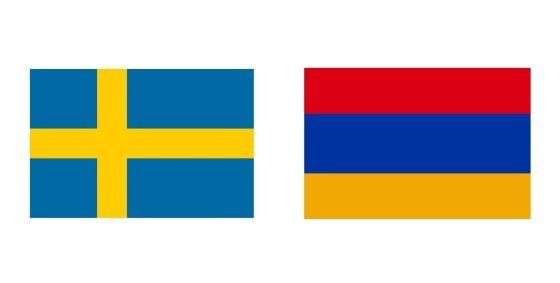 Speltips Sverige - Armenien