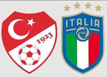 Pronostic Turquie - Italie (Euro 2021): Cotes et analyse
