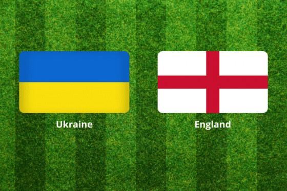Ukraina - England Speltips