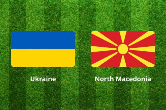 Ukraine vs Nordmazedonien Wett Tipp