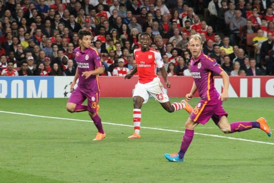 Los cinco mejores partidos entre Manchester United vs Arsenal
