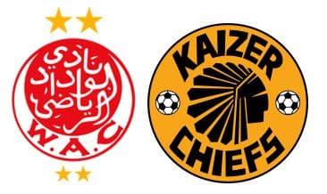 wydad casablanca vs kaizer chiefs prediction