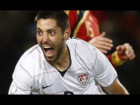 Client Dempsey American soccer player in Europe