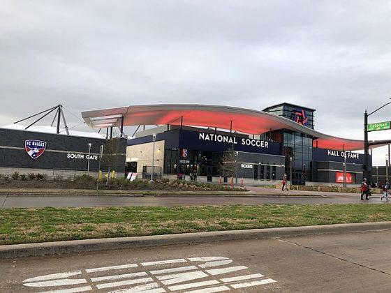 Toyota Frisco stadium