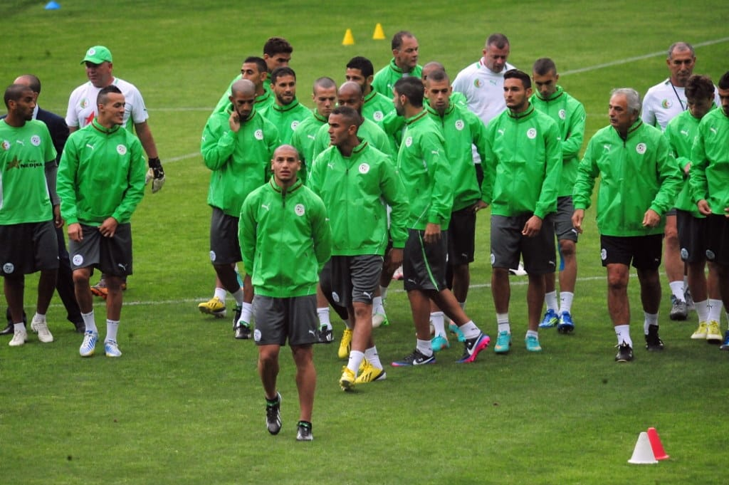 Best Algerian Footballers of all time