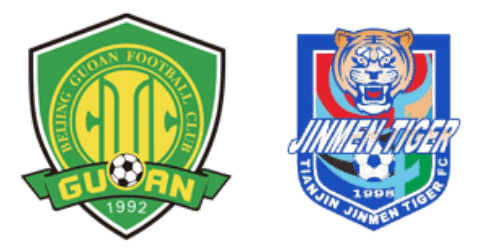 Beijing Guoan vs Tianjin Tigers prediction