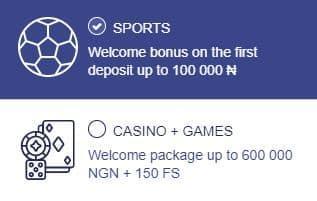 Bonuses you can get using the PariPesa Promo Code
