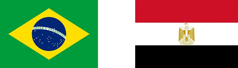 Brasil - Egipto Pronóstico