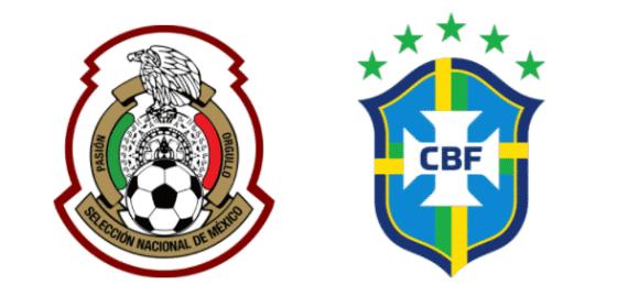 Mexico vs Brazil Prediction