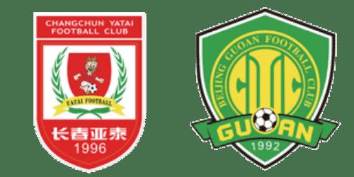 Changchun Yatai vs Beijing Guoan Prediction