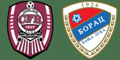 Cluj vs Borac Banja Luka prediction