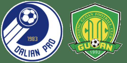 Dalian Pro vs Beijing Guoan prediction