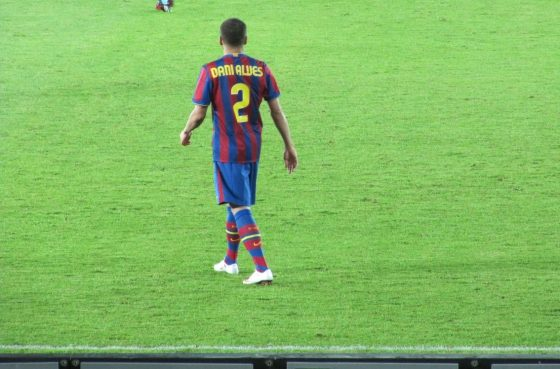 Los 10 mejores fichajes del Barcelona: Dani Alves