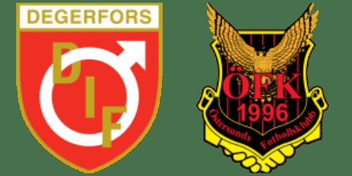 Degerfors vs Ostersunds prediction