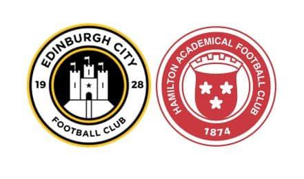 Edinburgh City vs Hamilton Academical Prediction