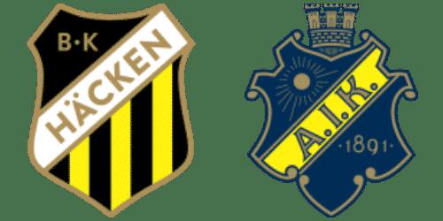 Hacken vs AIK prediction
