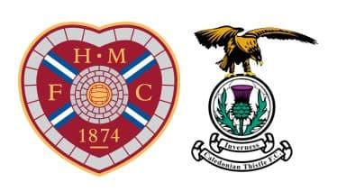 Hearts vs Inverness CT Prediction
