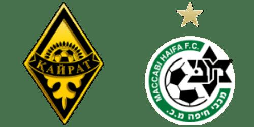 Kairat vs Maccabi Haifa prediction