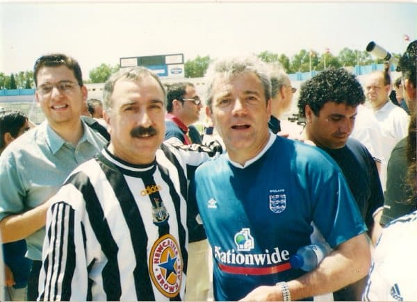 English Players Abroad: Kevin Keegan