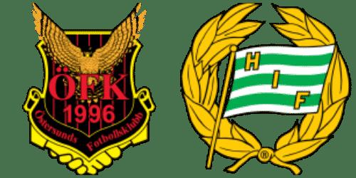 Ostersunds vs Hammarby Prediction